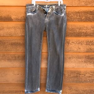 7 For All Mankind | Jared Bleached Jeans